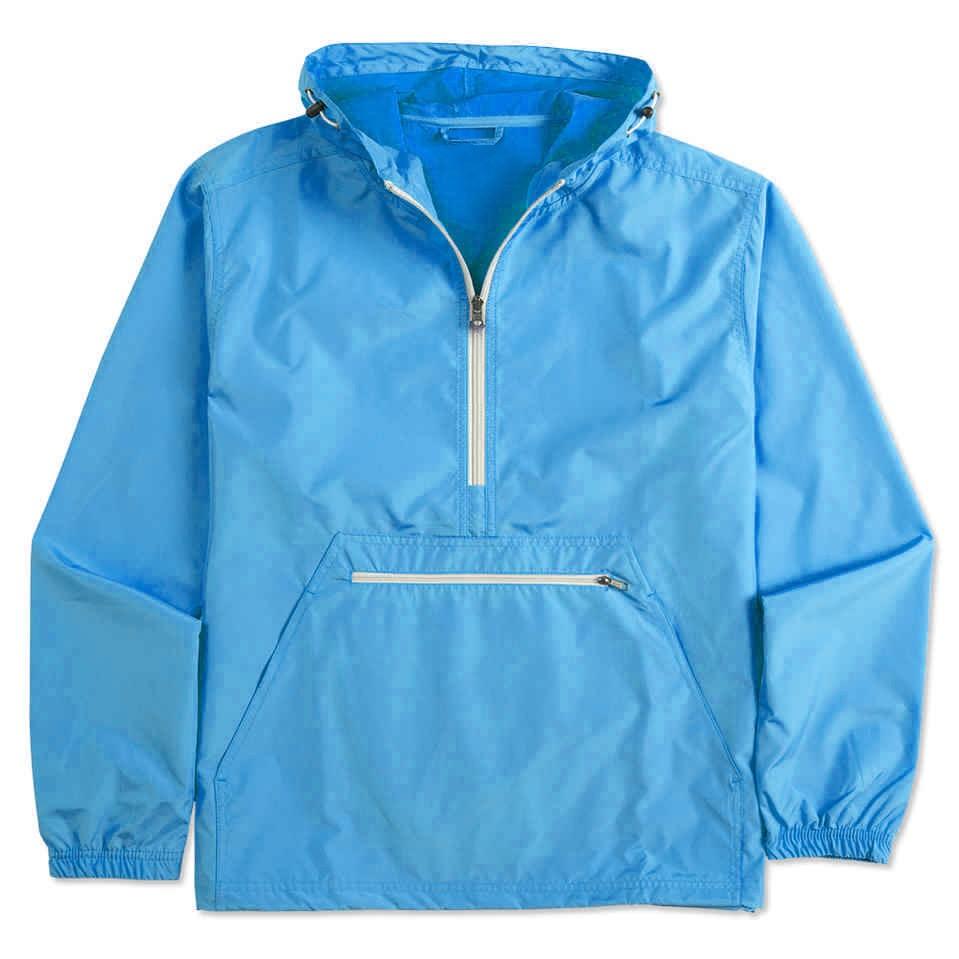 Bikin.co - Jaket anorak hoodie
