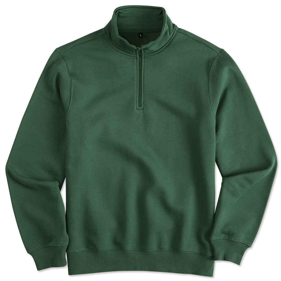 Bikin.co - Quarter Zip Sweatshirt