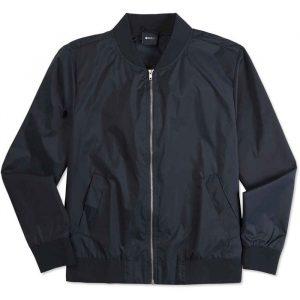 Bikin jaket bomber di konveksi baju Bikin.co